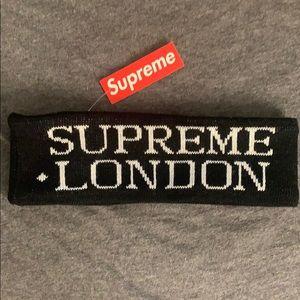 Supreme International Headband SOLD!!